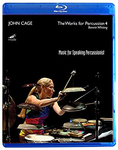 John Cage: The Works For Percussion 4 - Bonnie Whiting [Blu-ray]