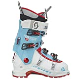 Scott Celeste Ii Women's Ski Boot Skiboots, White/Bermuda Blue, 41