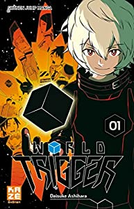 World Trigger Edition simple Tome 1