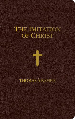 The Imitation Of Christ Zippered Cover