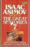 Asimov & Greenberg : Isaac Asimov Presents the Great Sf: 7 (Daw science fiction)