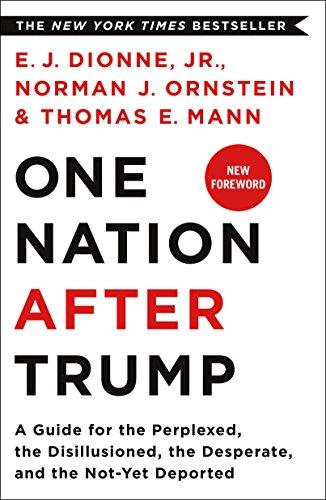 One Nation After Trump por E J Dionne Jr