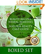#8: Beauty Recipes, Herbal Remedies and Natural Beauty Care Guide: 3 Books In 1 Boxed Set