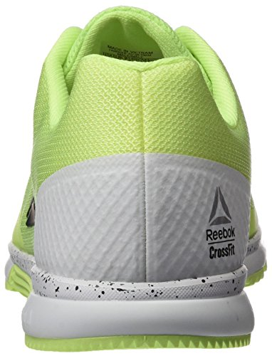 Reebok R Crossfit Speed Tr 2.0, Sneakers basses homme Bleu (Electric Flash / White / Black / Silver)