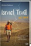 Israel Trail mit Herz von Christian Seebauer