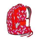Satch Pack, ergonomischer Schulrucksack, 30 Liter, Organisationstalent -