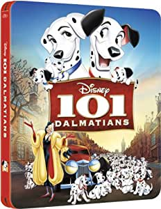 101 Dalmatians - Zavvi Exclusive Limited Edition Steelbook (The Disney Collection #10) [UK Import]