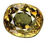1.03 Ct. Best Green Russian Demantoid Garnet Loose Gemstone With GLC Certify