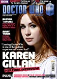 Doctor Who Magazine USA  Bild