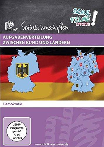 Aufgabenverteilung zwischen Bund und Ländern