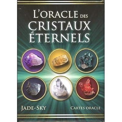 L'oracle des cristaux éternels : Cartes oracle