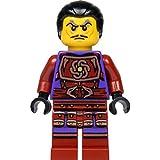 LEGO Ninjago: Minifigur Clouse mit Speer/Hellebarde, 2015 Neuheit