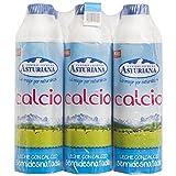 Central Lechera Asturiana Leche Calcio Semidesnatada - Paquete de 6 x 1000 ml - Total: 6000 ml