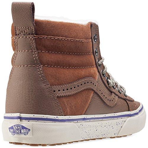 VANS SK8-HI 46 MTE Sneaker (hana beaman) brown/angor