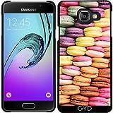 Coque pour Samsung Galaxy A3 2016 (SM-A310) - Macaroni by les caprices de filles
