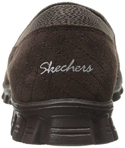 El Envío Libre 100% Auténtico De Salida Con Mastercard Skechers Sport Ez Flex Tweetheart Slip-on Sneaker Chocolate mtz0Z4