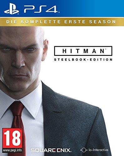 HITMAN: Die komplette erste Season - Day One Edition (PS4) (PEGI)