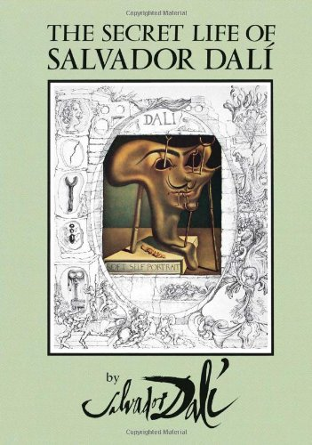 The Secret Life of Salvador Dalí (Dover Fine Art, History of Art) por Salvador Dali