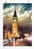 Eau Zone Home Bild - City - Big Ben bei Sonnenaufgang