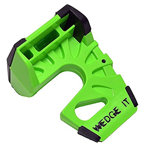 Wedge-It WEDGE-IT-1 The Ultimate Door Stop, Lime Green by Wedge-It