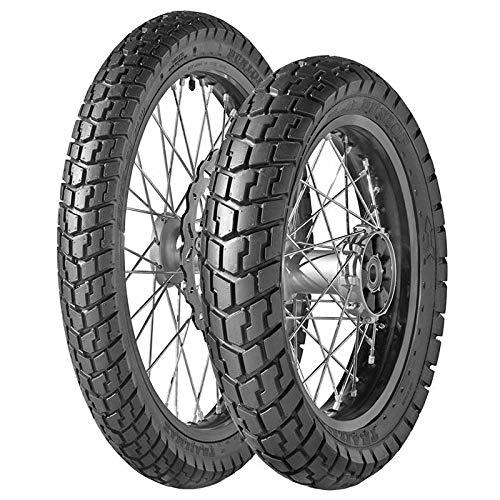 Dunlop TrailMax - 120/90 R17 64s - A/A/70 DB - Pneu de moto
