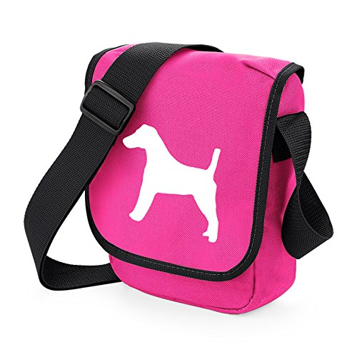 Bag Pixie ,  Unisex Erwachsene Umhängetaschen Pink Bag