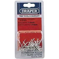 Draper 13554 50 X 2.5Mm X 7Mm Blind Rivets
