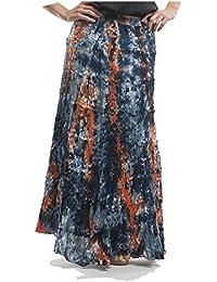 IandE Cotton Tie n Dye Skirt