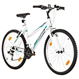 Multibrand, PROBIKE 6th SENSE, 460mm, 26 Zoll, Mountainbike, 18 gang, Shimano, Für Damen,...