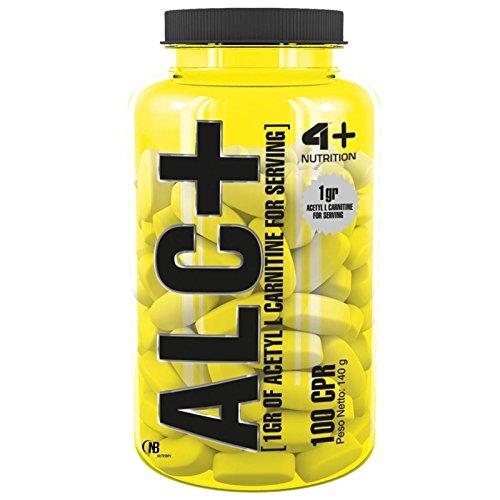 ALC+ 1 g Acetil L carnitina GLUTEN FREE
