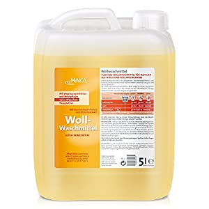 Haka Wollwaschmittel Nachfüllkanister, 5-l-Kanister
