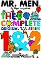 Mr Men: The Complete Original TV Series 1 & 2 [DVD]