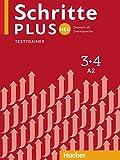 Schritte plus Neu 3+4: Deutsch als Zweitsprache / Testtrainer mit Audio-CD
