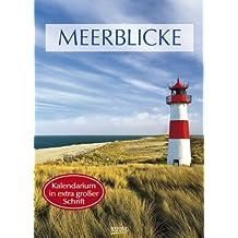 Meerblicke 2014 Grossdruck-Kalender