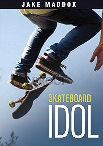 Skateboard Idol (Jake Maddox JV) by Jake Maddox (2016-01-01) par Jake Maddox