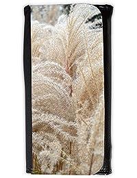 le portefeuille de grands luxe femmes avec beaucoup de compartiments // M00156447 Espadaña de hierba de trigo Naturaleza // Large Size Wallet