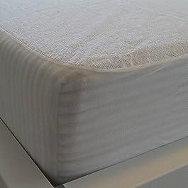 Matratzenschoner Inkontinenz Frottee Wasserdicht Matratzenauflage Unterlage Schonbezug Nässeschutz 70x140