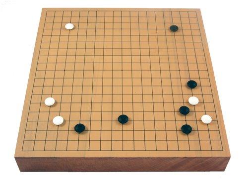 Go-Spiel: Agathis-Brett, 60mm