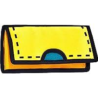 jeansian 3D salto di stile 2D Carta del fumetto Comic Portafoglio Borsa WBH013