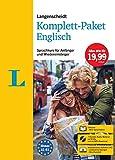 Langenscheidt Komplett-Paket Englisch: Sprachkurs mit 2 Büchern, 6 Audio-CDs, MP3-Download, Software-Download: Sprachkurs für Einsteiger und Fortgeschrittene