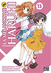 La Mélancolie de Haruhi Edition simple Tome 13