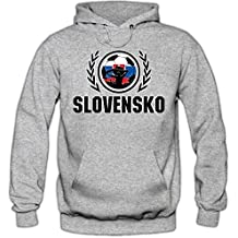 Slowakei EM 2016 #2 Hoody   Fußball   Herren   Repre   Trikot   Nationalmannschaft