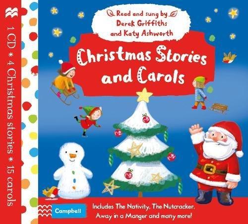 Christmas Stories and Carols Audio