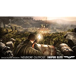 Sniper Elite V2 – The Neudorf Outpost DLC Pack [Online Game Code] [Online Steam Code]
