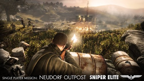 Sniper Elite V2 - The Neudorf Outpost DLC Pack [Online Game Code] [Online Steam Code] (Code V2)