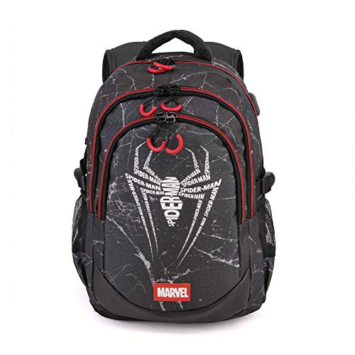 Spiderman Web-Mochila Running HS