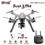MJX Bugs 3 Pro B3PRO Drone con Cámara HD De 1080p, Video En Vivo Y...