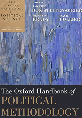 The Oxford Handbook of Political Methodology (Oxford Handbooks)