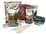 Red Cross Ration Pack / Rot-Kreuz-Nahrungsmittelpaket
