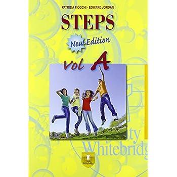 Steps. Con Cd Audio. Per La Scuola Media: 1